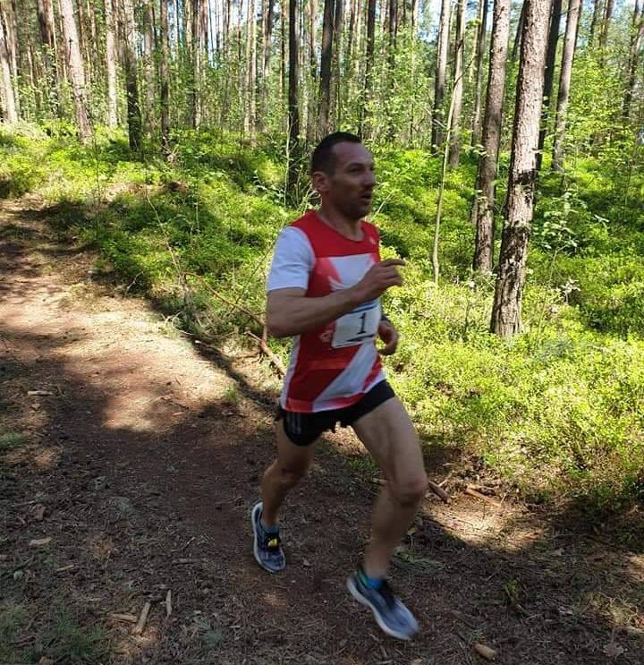 Rafał Lewocha tuż za podium w nadmorskim biegu