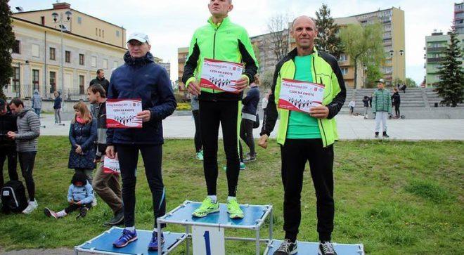 Dobry występ szydłowieckich biegaczy w Skarżysku