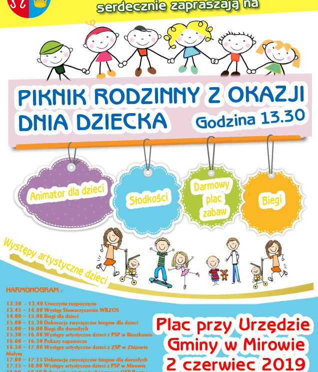Piknik rodzinny w Mirowie