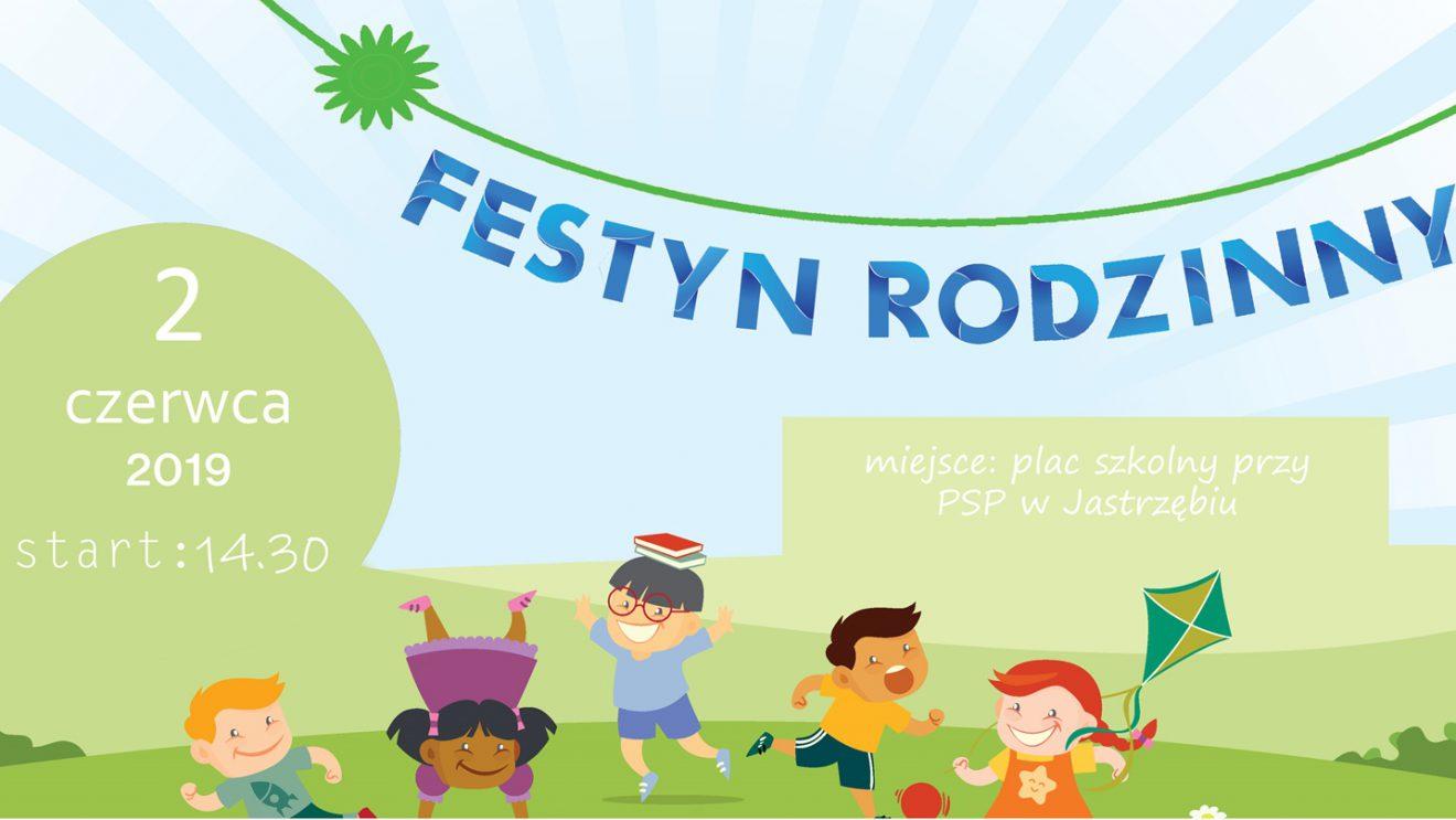 Zapraszamy na festyn rodzinny w Jastrzębiu