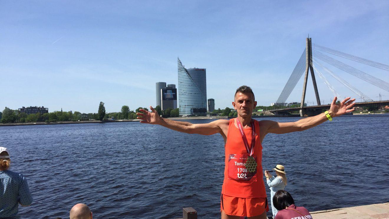 """""""Prawdopodobnie"""" 40 maraton Tomasza Ormana"""