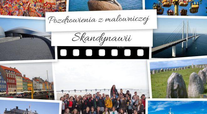 Młodzież z Szydłowca zwiedzała Skandynawię