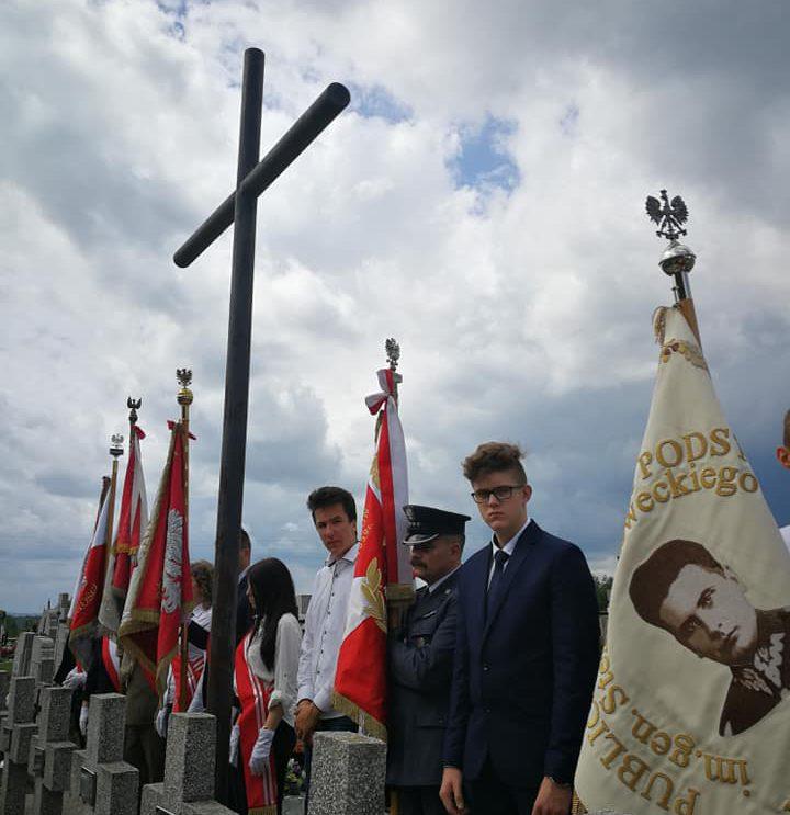 Upamiętnili żołnierzy Armii Krajowej