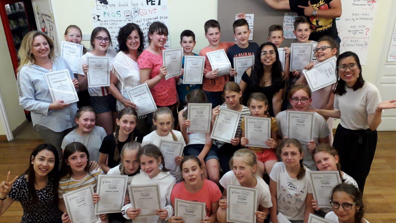 Projekt EuroWeek, Szkoła Liderów