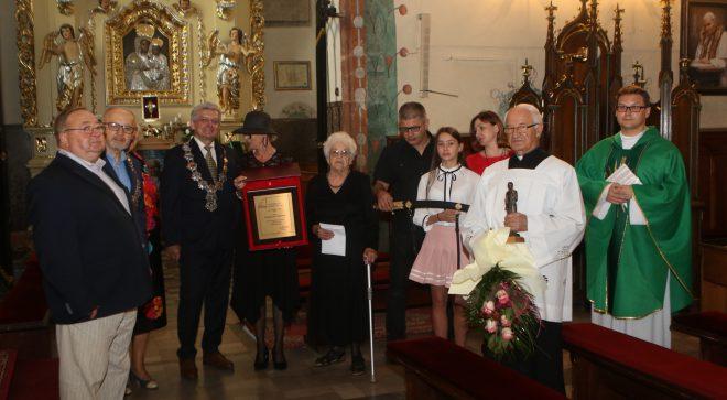Podwójna uroczystość w kościele św. Zygmunta