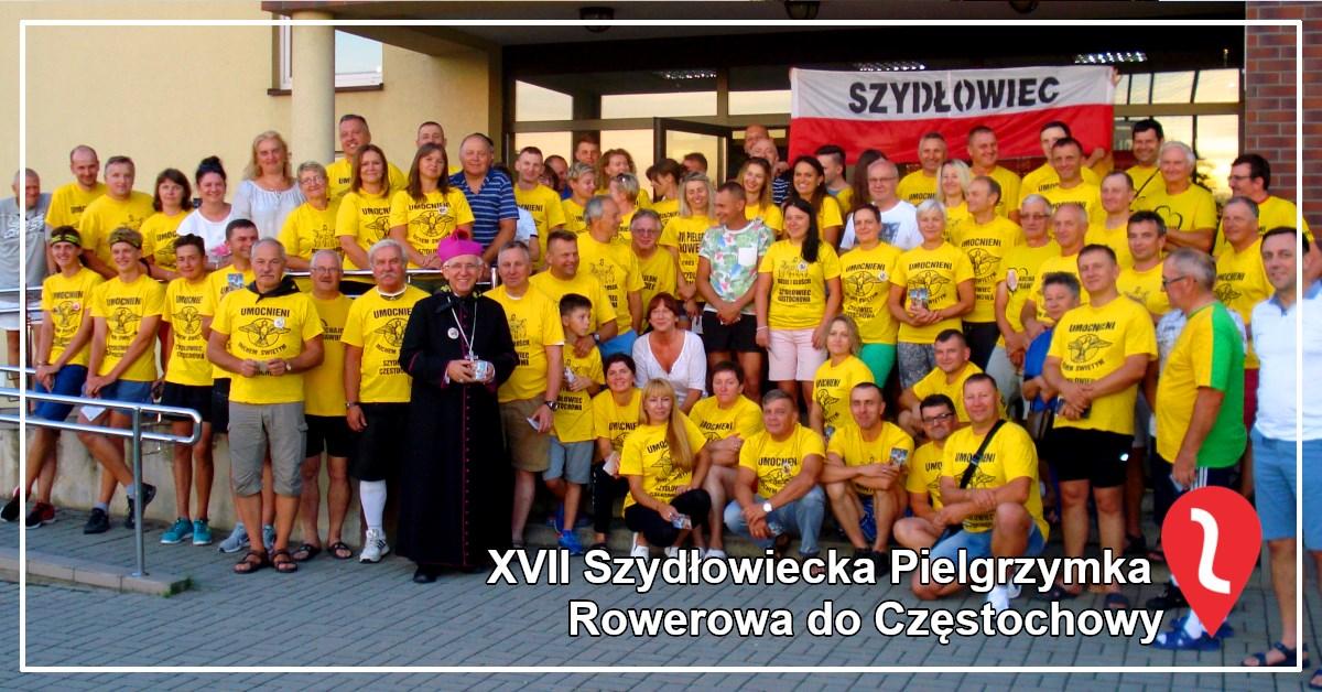 XVII Szydłowiecka Pielgrzymka Rowerowa do Częstochowy