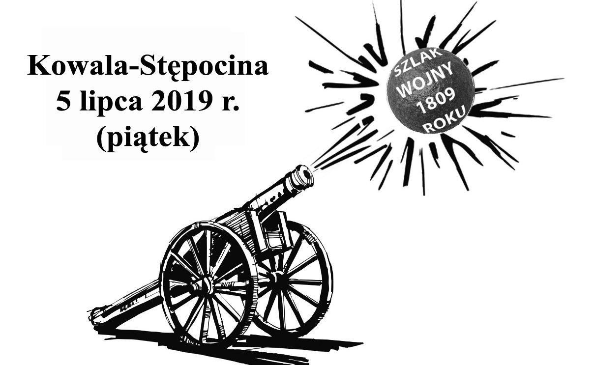 210 rocznica wyzwolenia Radomia, Kowali-Stępociny i Szydłowca podczas wojny w 1809r.
