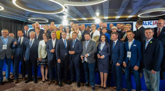 Koalicja Obywatelska zatwierdziła listy wyborcze