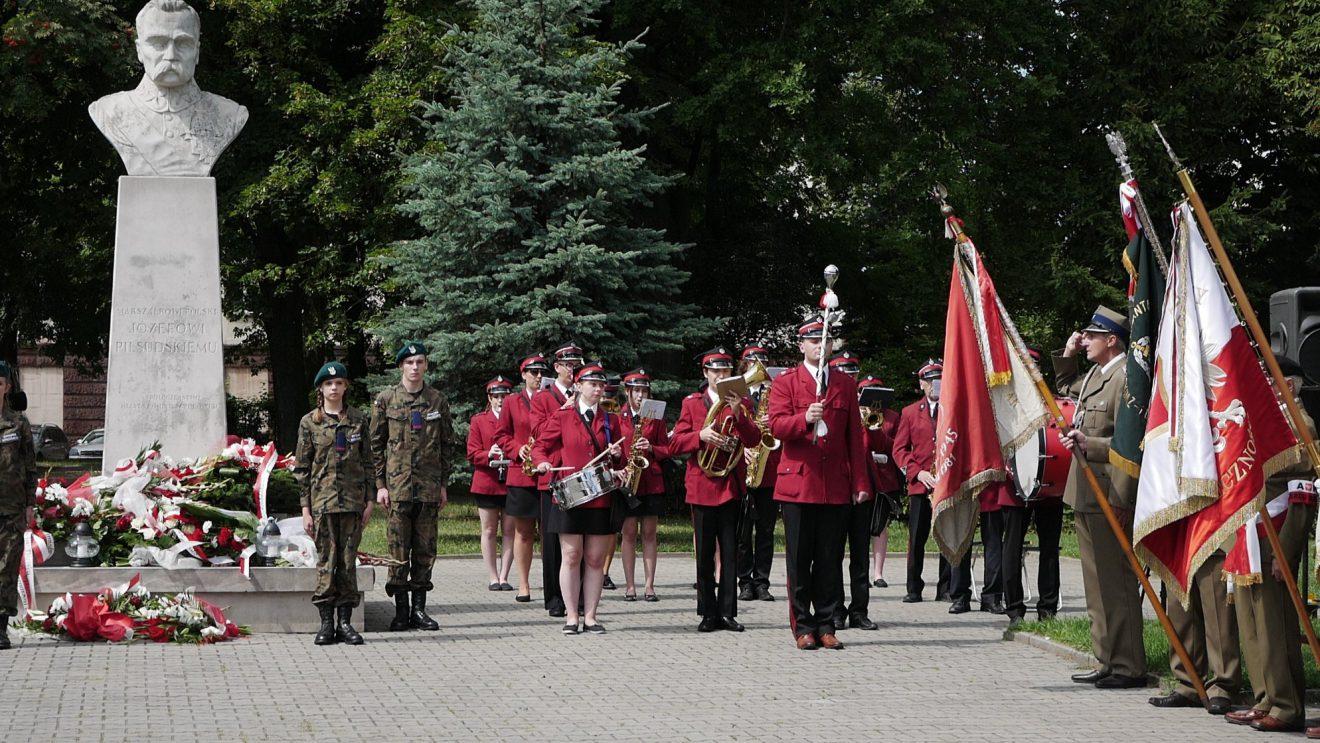Święto Wojska Polskiego w Szydłowcu