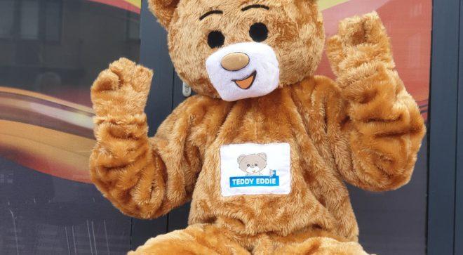 Miś Teddy Eddie zaprasza do udziału w konkursie