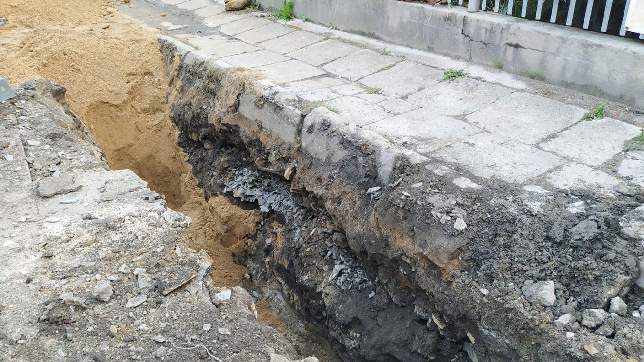 Mieszkaniec Szydłowca, wraca do tematu szkodliwości azbestu
