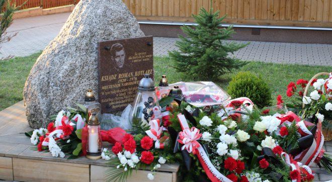 43. rocznica męczeńskiej śmierci ks. Romana Kotlarza