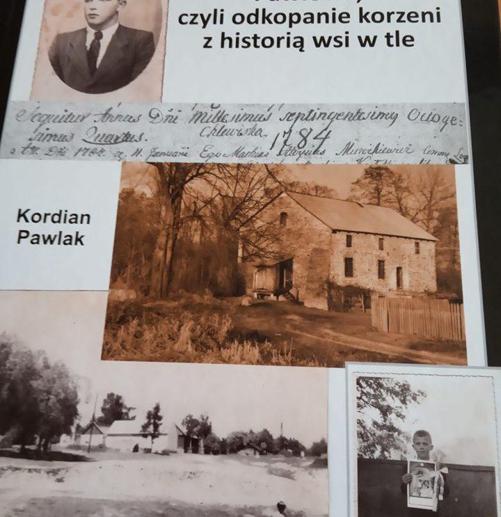 O Pawlakach z Pawłowa, czyli odkopanie korzeni z historią wsi w tle