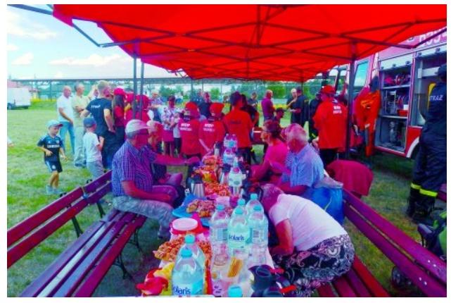 Zdrowy, kolorowy i wesoły piknik w Orońsku