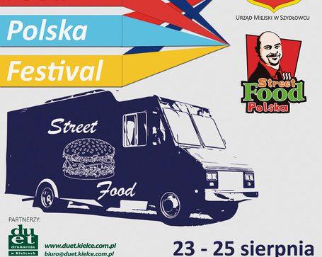 Street Food Polska Festival w Szydłowcu