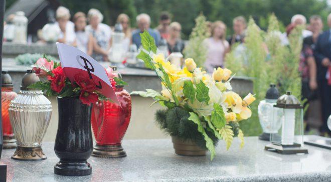 Szydłowiec pamiętał w 75. rocznicę wybuchu Powstania Warszawskiego