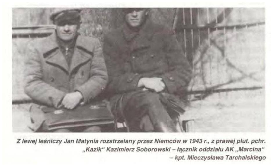 Kazimierz Soborowski – żołnierz Armii Krajowej, leśnik, kombatant