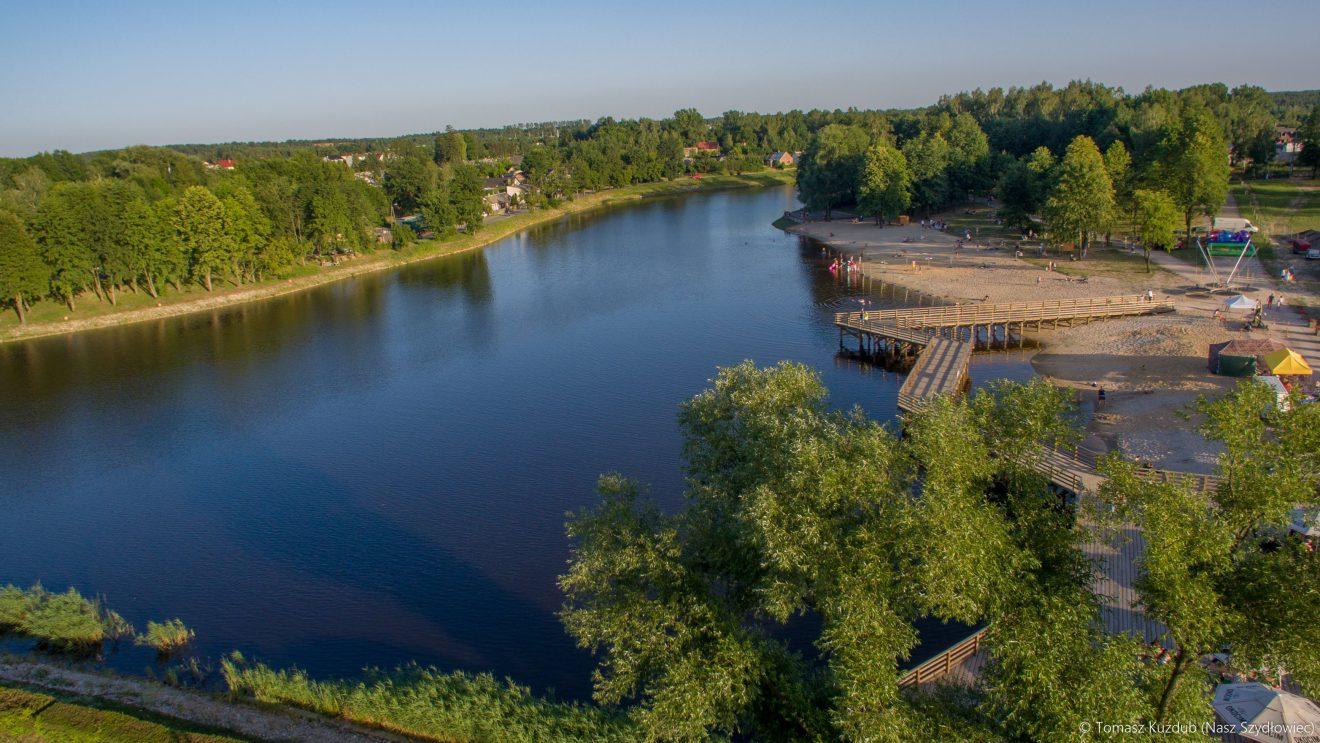 Tylko zalew w Szydłowcu będzie czynny w wakacje