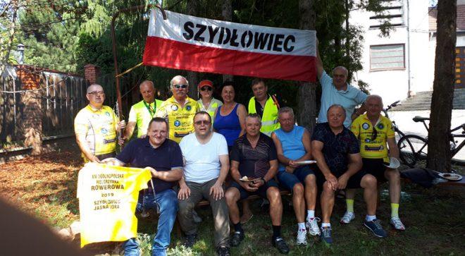 Rowerem do Starachowic