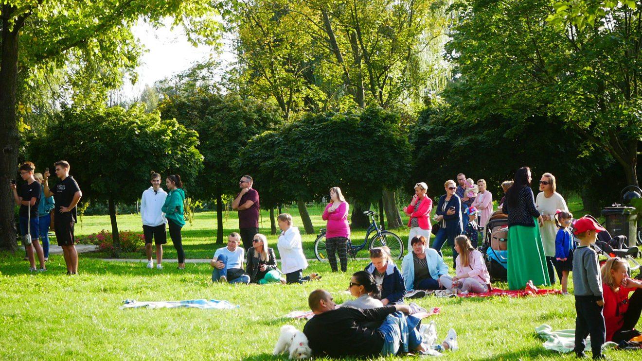 Rodzinny Piknik ze Wspólnotą Ziemi Szydłowieckiej