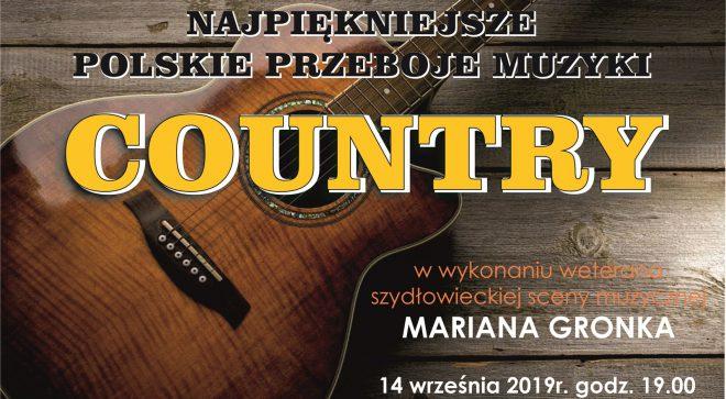 Najpiękniejsze polskie przeboje muzyki country