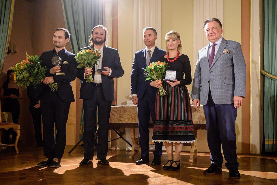 Wioleta Fijałkowska w zacnym gronie, choć bez Statuetki Norwidowskiej