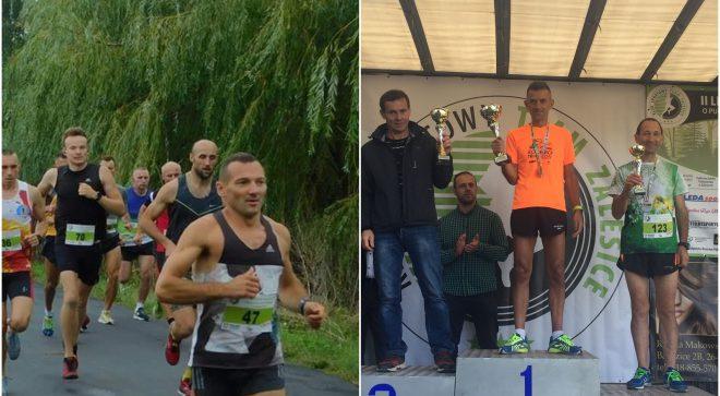 Dobry start naszych biegaczy w Zalesicach