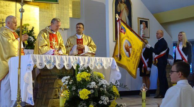 Jan Paweł II patronem szkoły w Mirowie