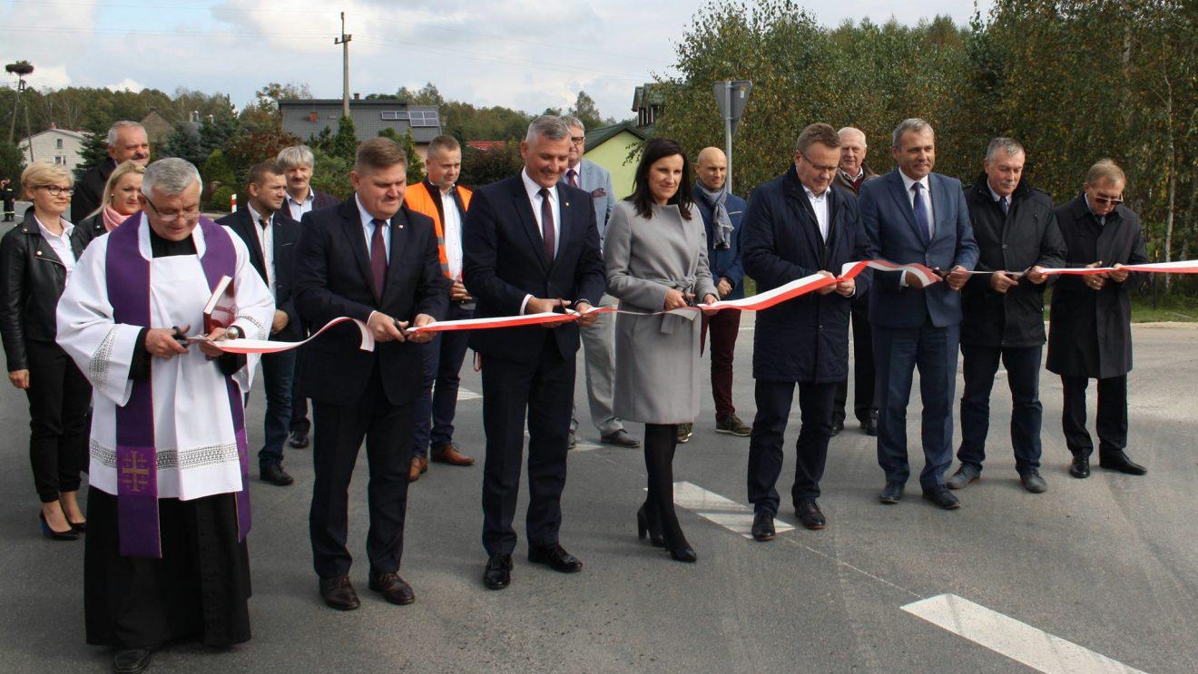 Modernizacja drogi wojewódzkiej w Jastrzębiu
