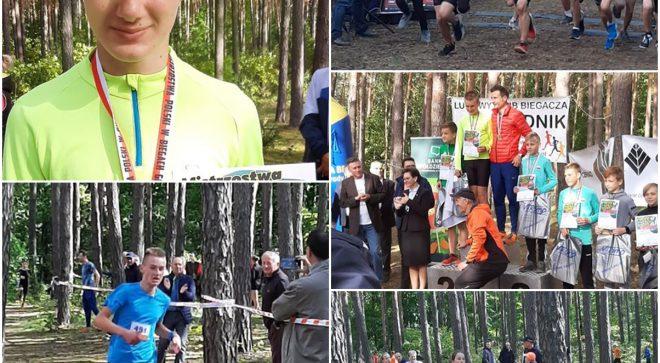 Kacper Stopa z Ciechostowic mistrzem Polski!