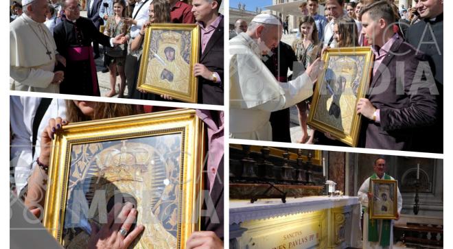 Parafię w Jastrzębiu nawiedzi Obraz Matki Bożej Bolesnej