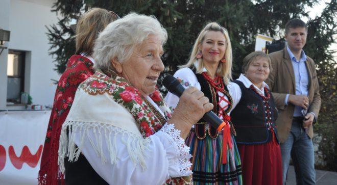 Z przytupem pożegnali złotą polską jesień