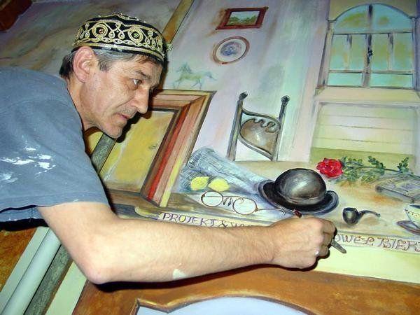 10 lat temu zmarł Paweł Biernacki