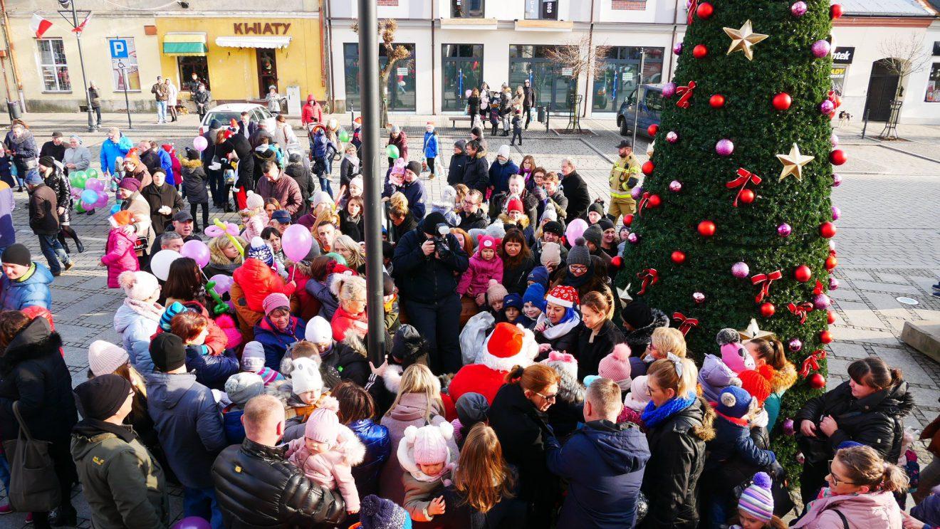 Mikołaj w Szydłowcu