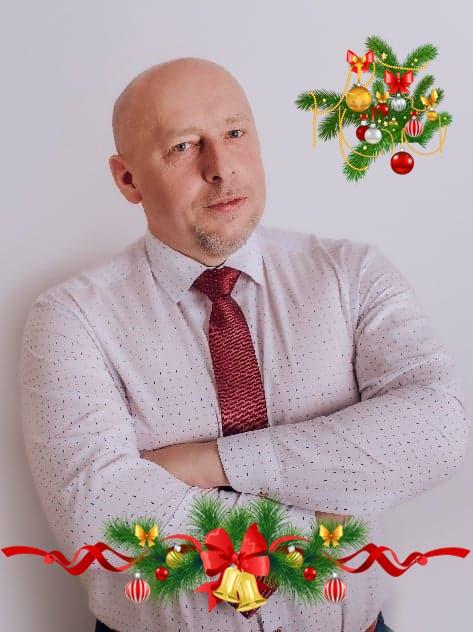 Świąteczne życzenia od radnego Marka Ceglińskiego