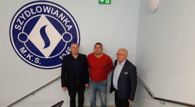 Szydłowianka Szydłowiec ma nowego trenera