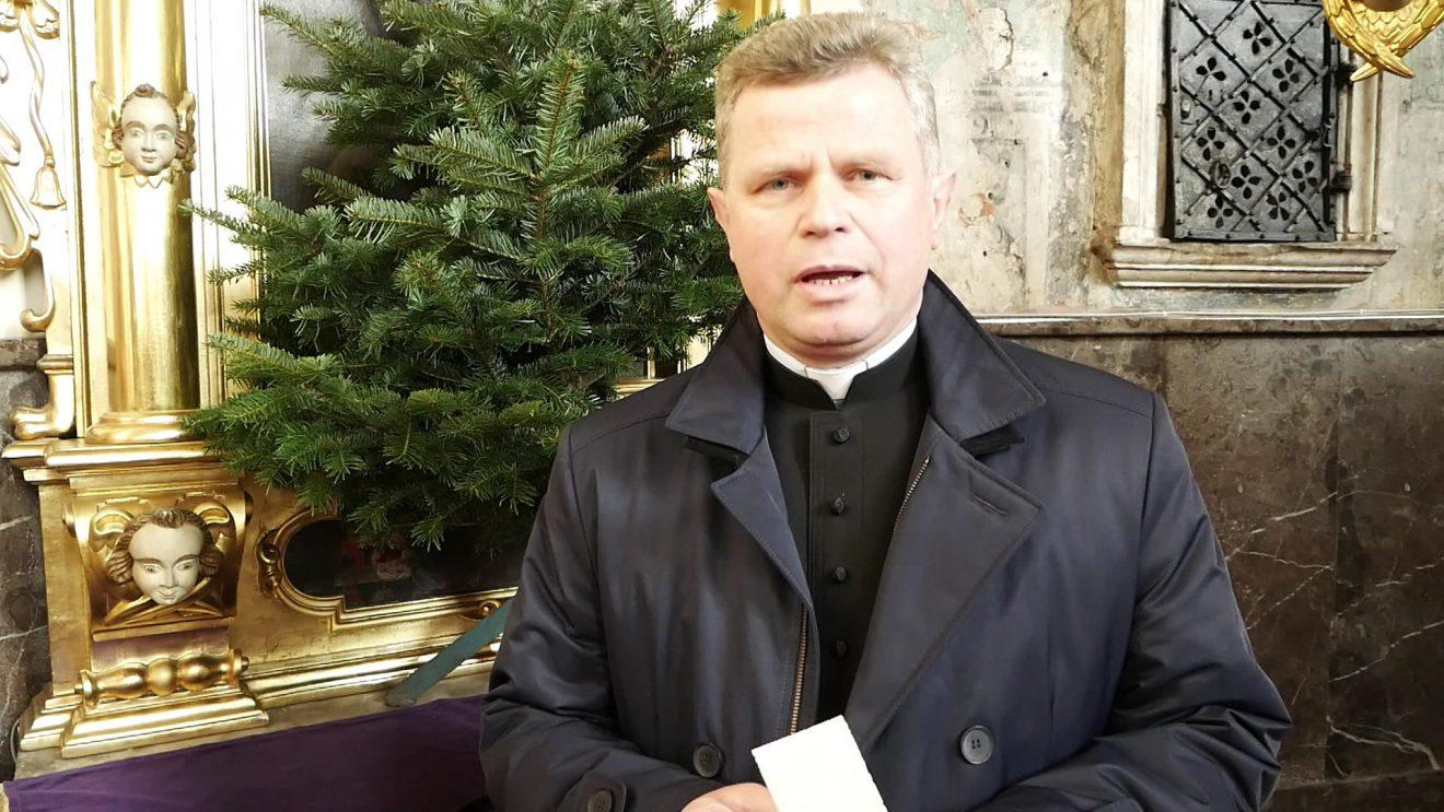 Świąteczne życzenia ks. Marka Kucharskiego