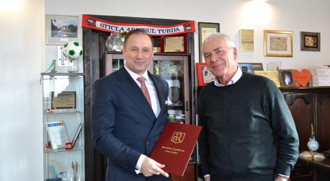 Alain Dubuy pełnomocnikiem ds. kontaktów z miastem Beynes
