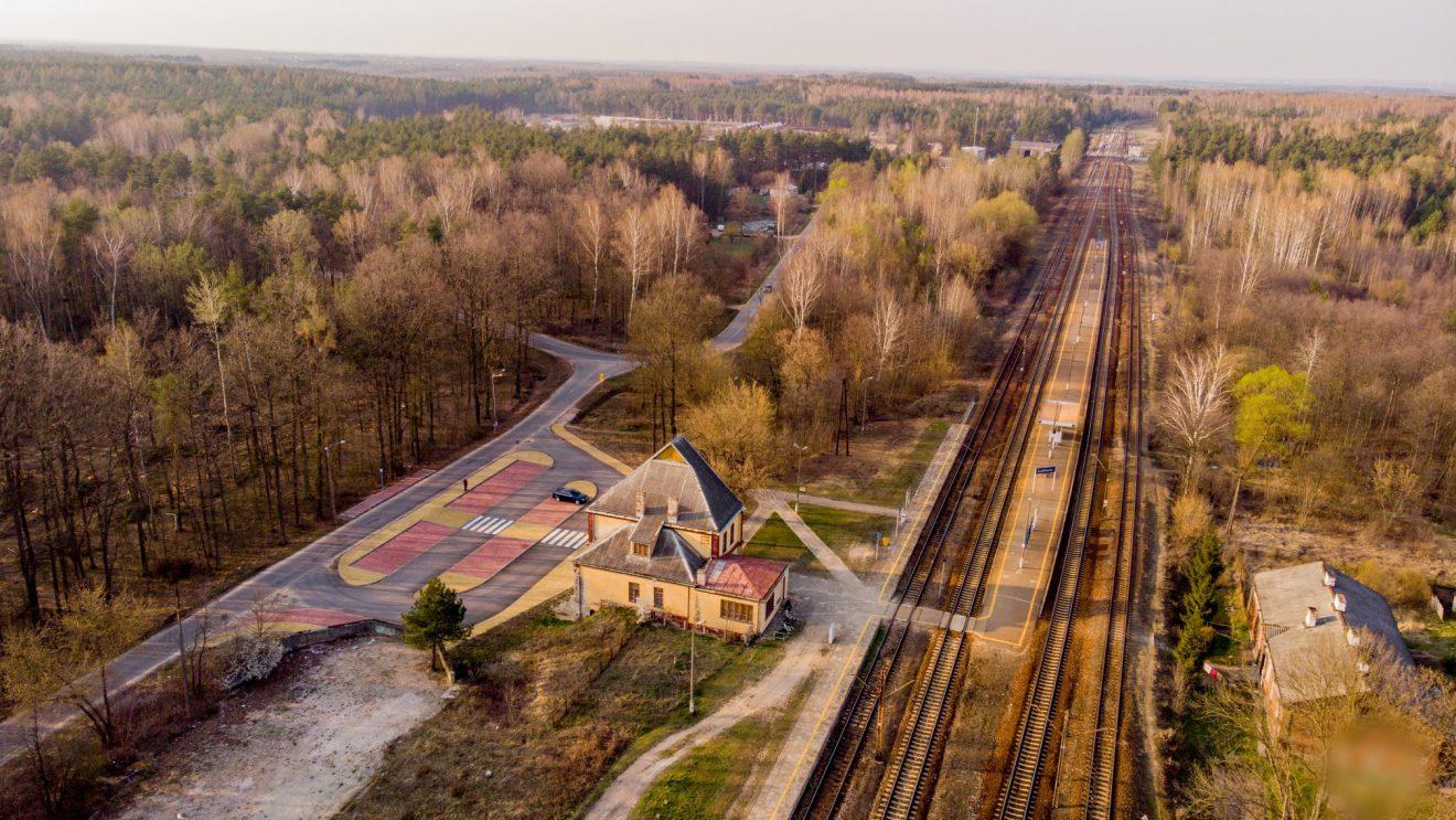 Ministerstwo zapowiada budowę 200 przystanków kolejowych