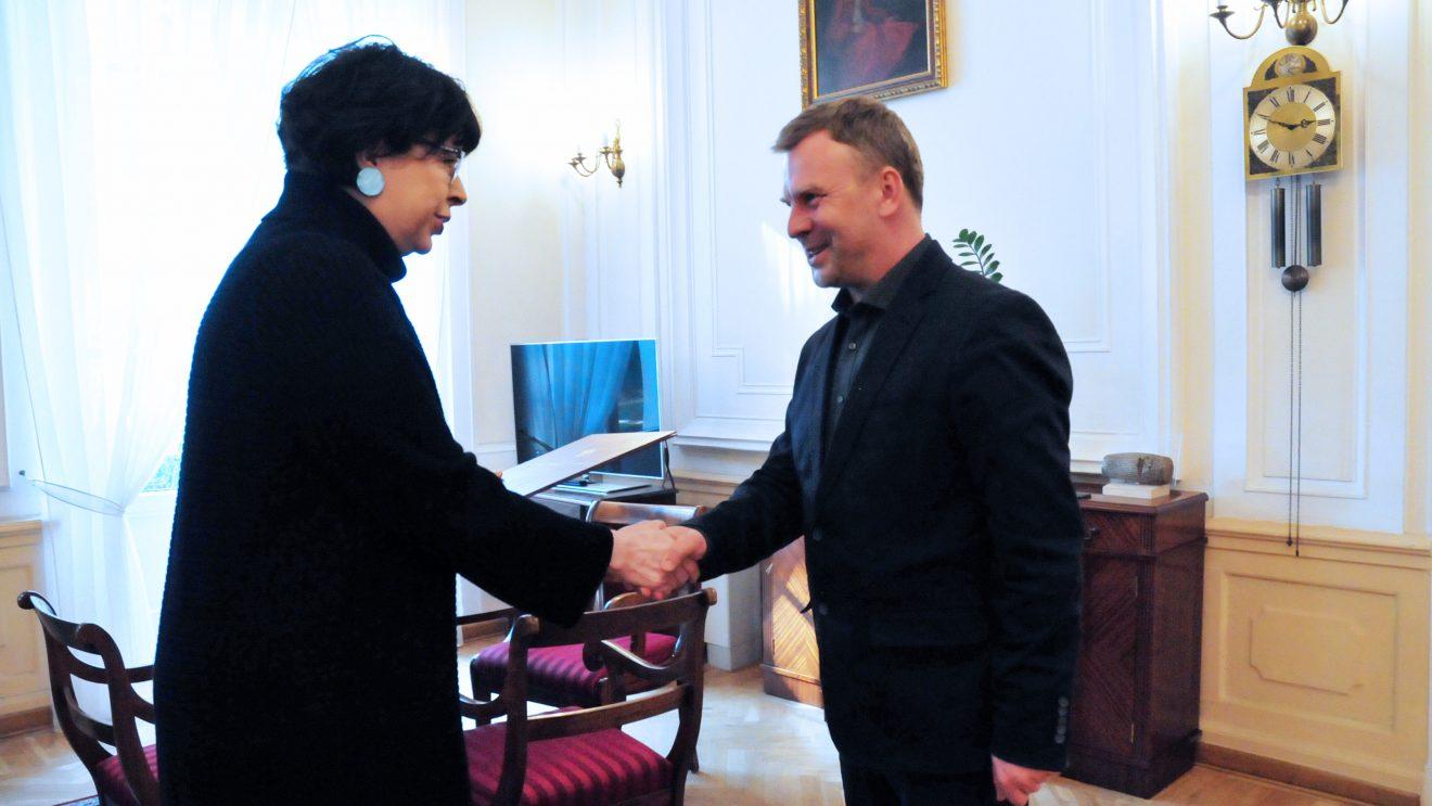 Centrum Rzeźby Polskiej w Orońsku ma nowego dyrektora