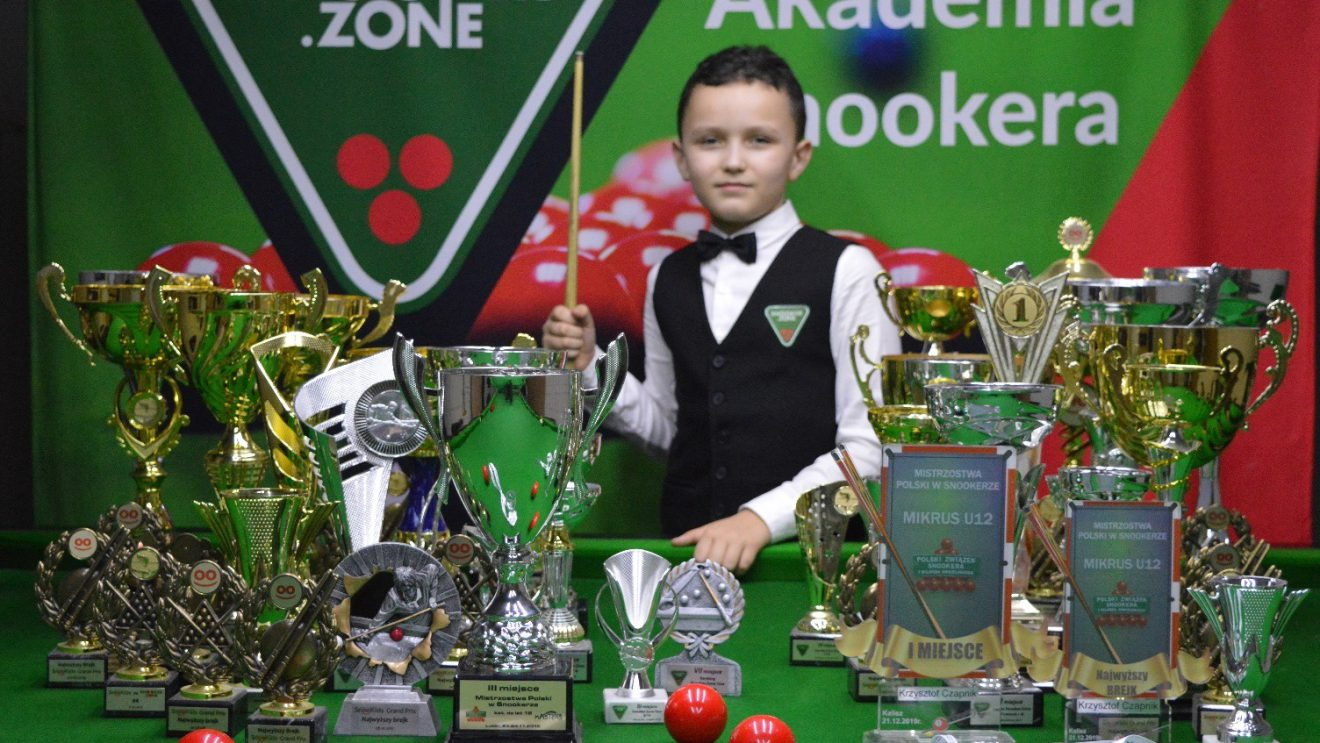 Mistrz Polski w snookerze