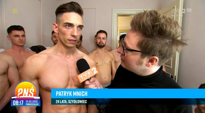 Patryk Mnich z Szydłowca w ćwierćfinale Mistera Polski