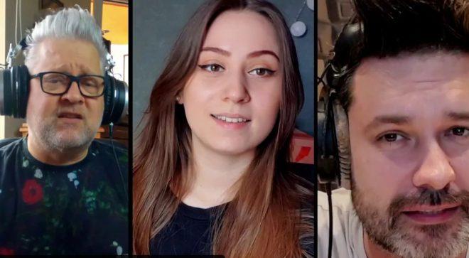 """""""W domu siedź"""" Zuza Gadowska, Artur Gadowski & Przyjaciele"""