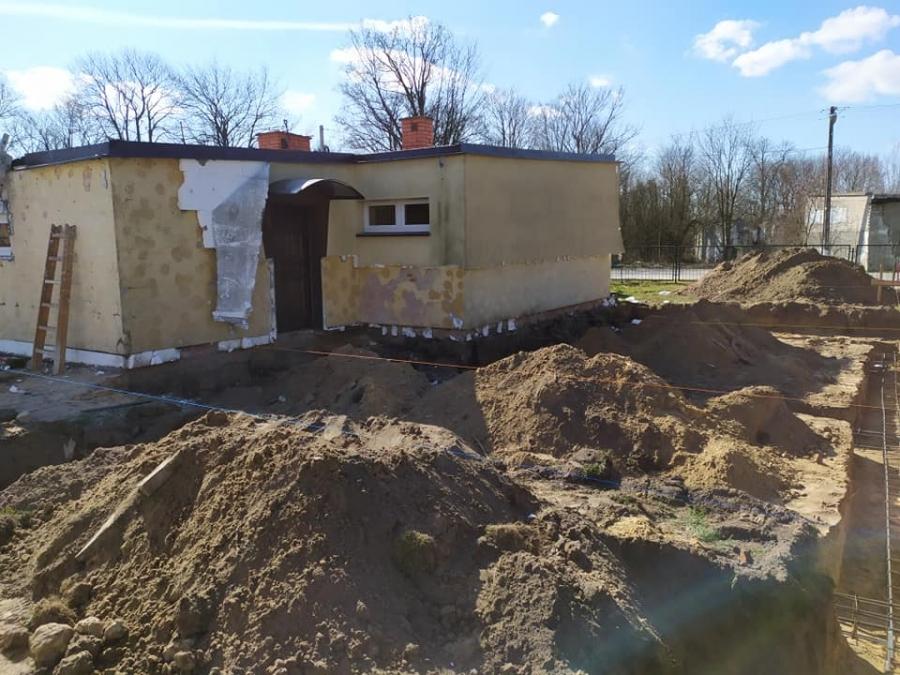 Ruszyły prace przy budowie żłobka w Mirowie