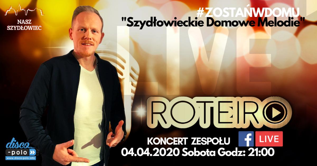 """""""Szydłowieckie Domowe Melodie"""" – Maciek Roteiro"""