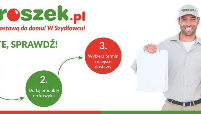 """Szydłowiecki """"Groszek"""" uruchomił sprzedaż online"""