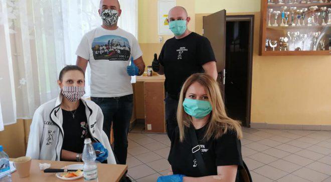 Ekipa Lodowcowa zorganizowała zbiórkę krwi. Pobity został rekord!