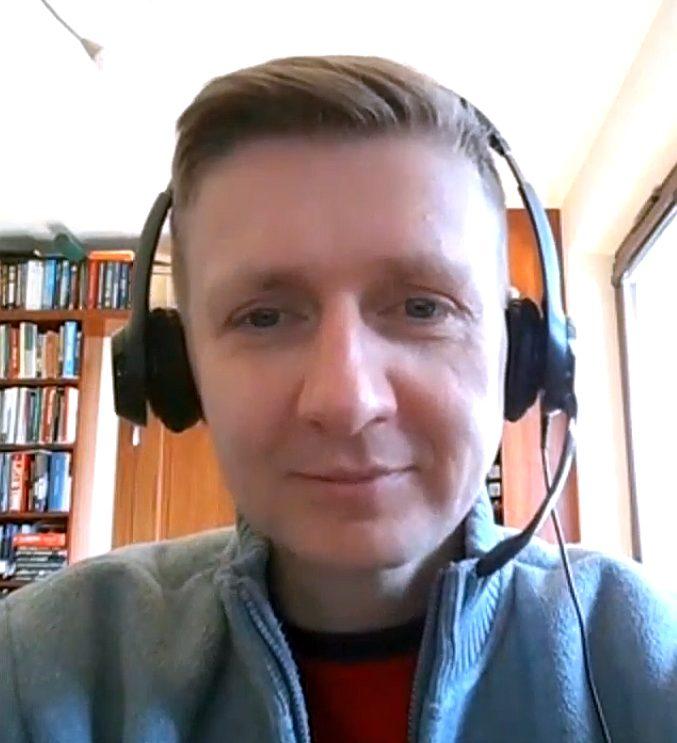 Dr Bartoszewicz: Praca do wykonania w Radomiu jest ogromna. Trzeba uczyć się na pandemii [WIDEO]