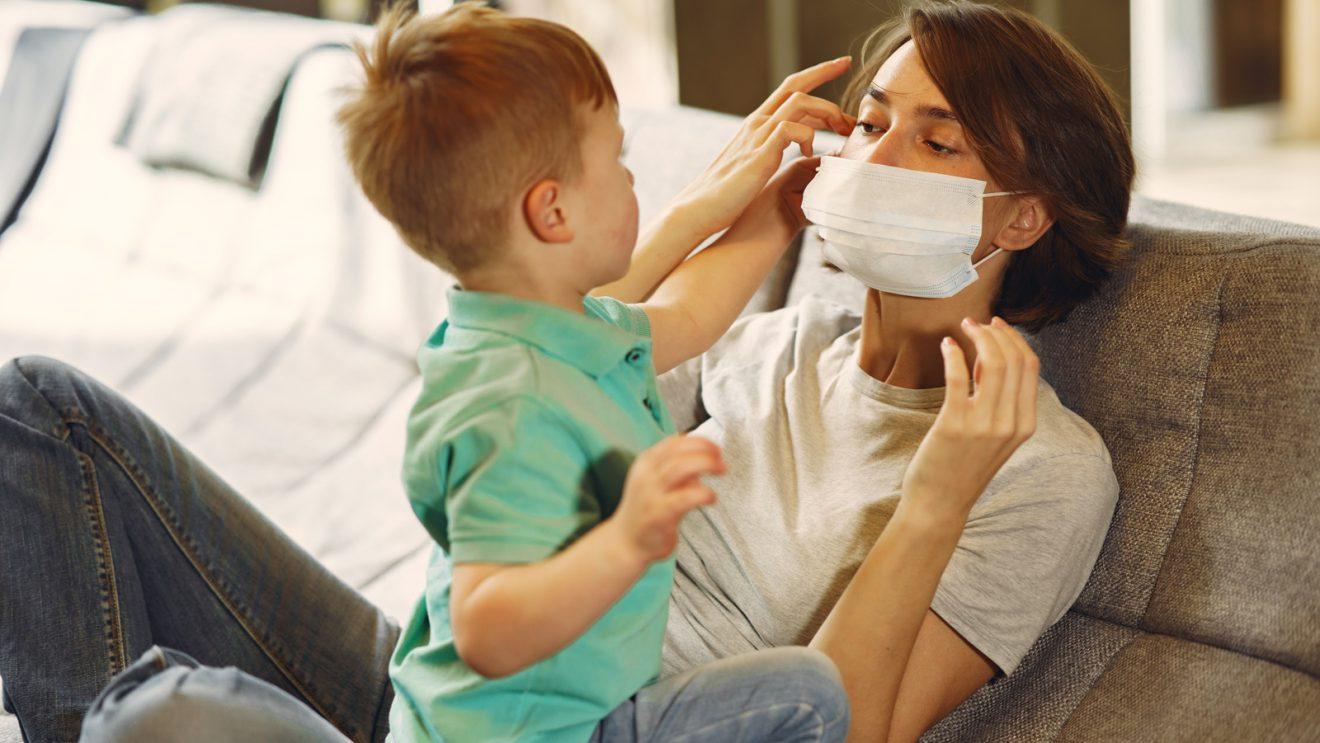 Kontakty rodzica z dzieckiem podczas pandemii?