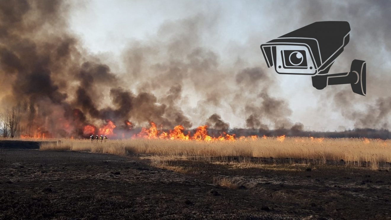 STOP pożarom! Gmina Szydłowiec instaluje fotopułapki